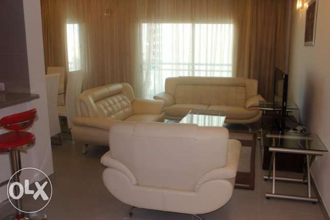 Beautiful 2 BHR flat in Amwaj / Sea view