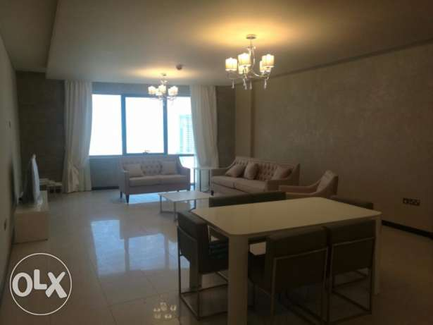 2 bedroom fully furnished apartment for rent at Seef
