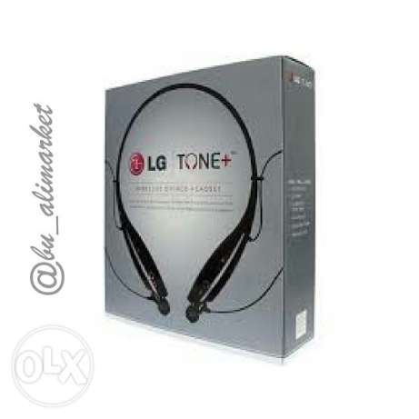 For sale LG Bluetooth haed set