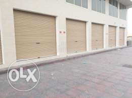 Seven fully fitted shops for Rent in Riffa