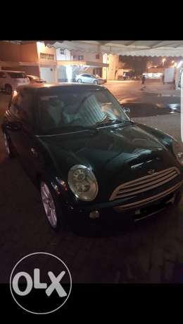 For sale mini cooper s 2006