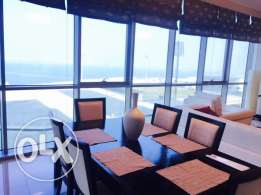 Sea view 3BR apartment for sale in fontana tower