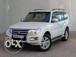 Mitsubishi Pajero 2015 White For Sale