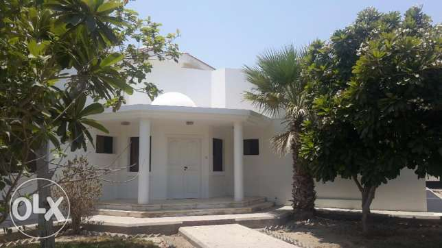 Saar 3 BR villa for rent