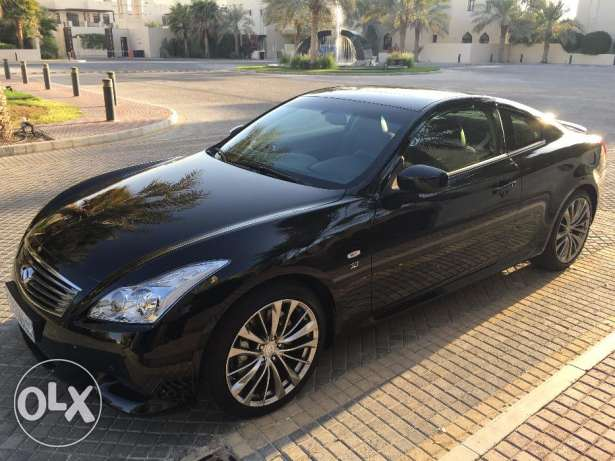Q60S Coupe 3.7 V6 - 2016 - Expat Owner جانبية -  5