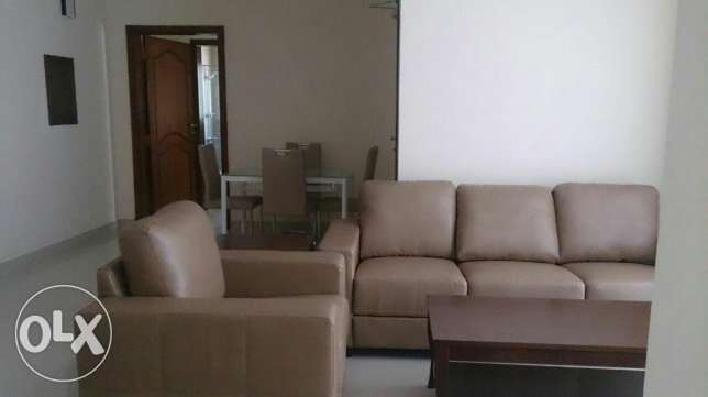 2 bedrooms fully furnished apartment in New Hidd