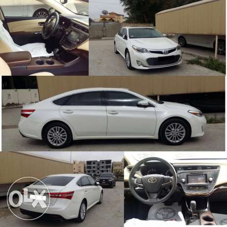 for sale toyota avalon limited 2015