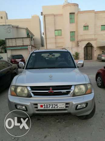 Mitsubishi pajero very clean for sale