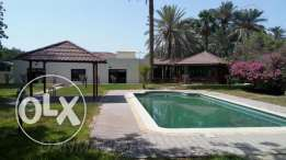 LUXURY 4 Bedroom SEMI Single storey Villa with Pvt.Pool & Garden