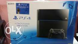 New sony play station 4 1TB + 2 games