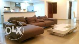 Fully Furnished Apartment For Rent At Amwaaj Isl (Ref No: 6AJZ)