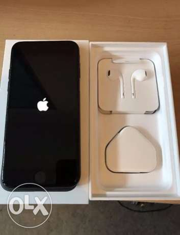 IPhone 7 32gb Black on EE