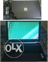 Hp laptop core i7
