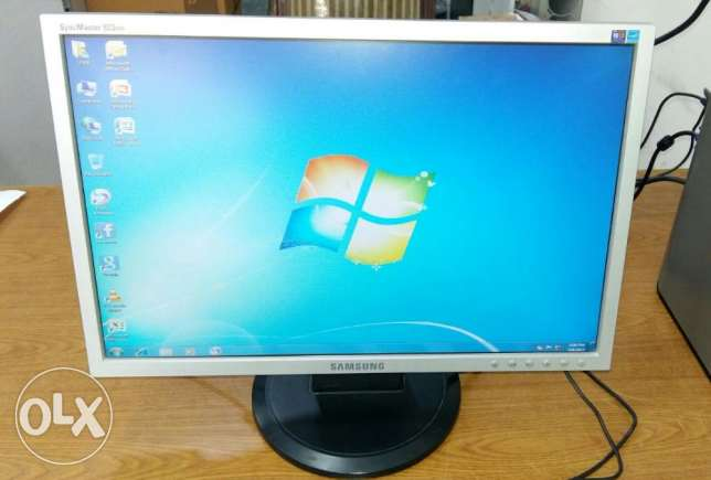"samsung AND acer 19"" WIDE LCD MONITOR"