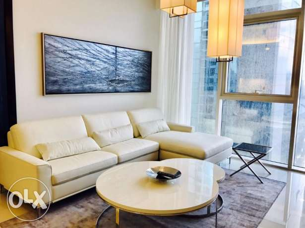 Luxury sea view Apartment for rent Fontana gardens in Juffair
