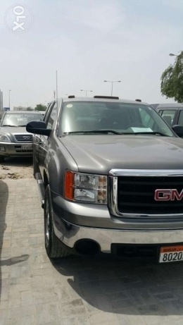 GMC seirra , 2008 , 4WD, single owner