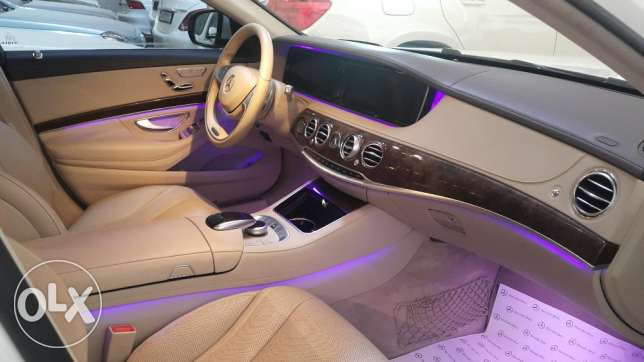 Agency maintained S Class, In excellent condition!! for immediate sale المنامة -  4