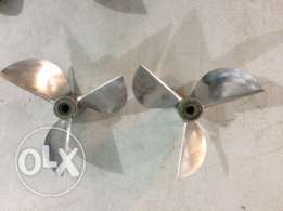 2 Cleavers Racing Propeller For sale