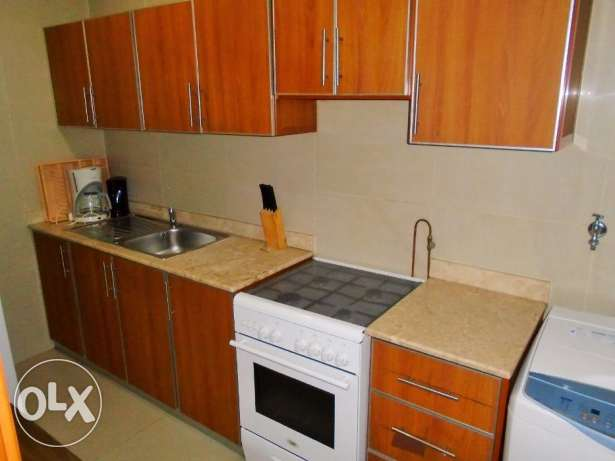 Adliya fully furnished apartment 1 bedroom