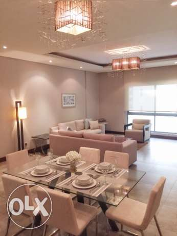Luxury fully furnished 2 bedroom apartment