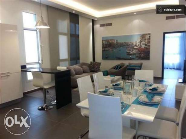 Modern spacious apartment 2 BR in Janabiya
