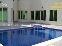 HAMALA modern 4 BR semi/un furnished villa with pool inclusive