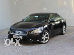 Nissan Maxima 2013 Black Color For Sale