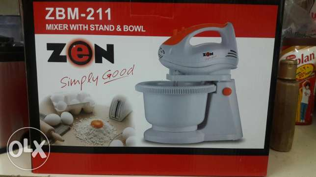 Geepas halogen oven & stand mixer with bowl 6/- each
