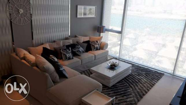 Brand New Two bedrooms Luxury apartment in Reef-Island.