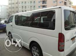 Toyota Hiace Minibus for sale