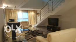 MODERN 1 bedroom duplex apartament at amwaj island
