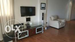 2br sea view flat for rent in meena 7.