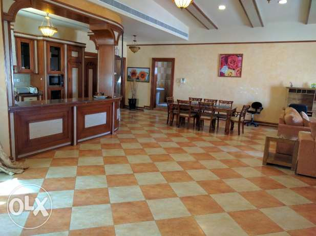 2 Bedroom fully furnished specious luxuruy apartment for rent- inclusi