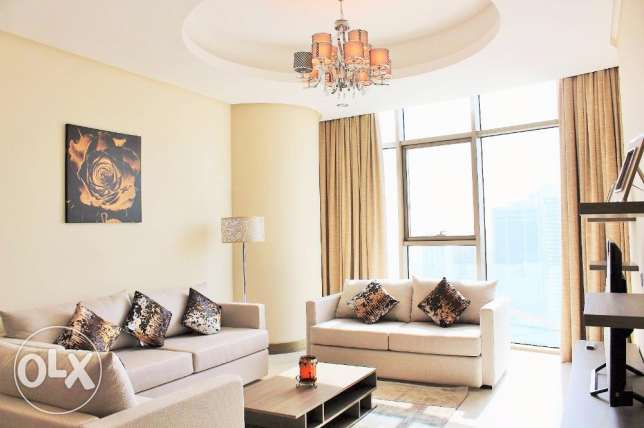 Amazing 2 Bedroom f/furnished Apartment in Seef