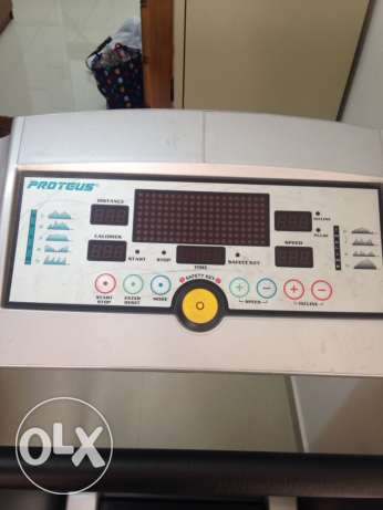 Threadmill Very good condition
