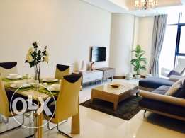 Brand new,1 bed luxury apartment in Seef area.