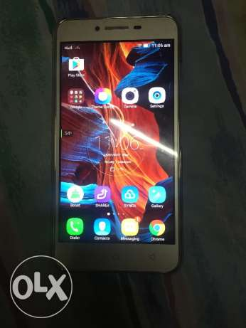 Lenovo k5 gold good condition