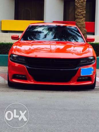 Dodge Charger Road and Track 2015 جزر امواج  -  1