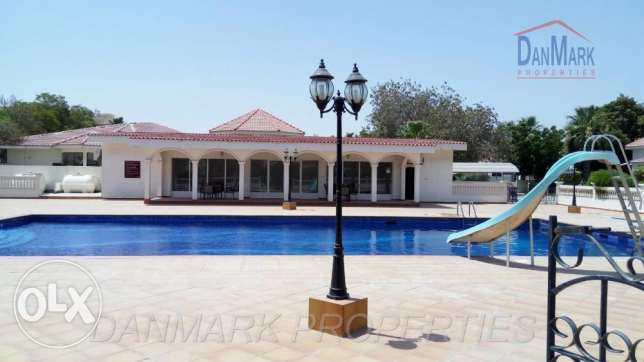 BD 1000/ 4 BR Single Story villa with Private Garden for rent in Saar