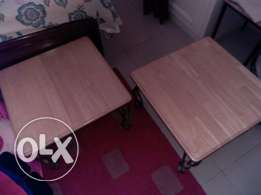 Sosa set 3+1+1 and two corner tables for sale