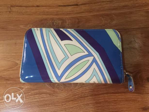 Emilio Pucci Wallet made in Italy