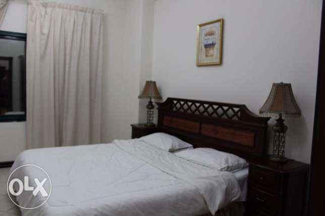 Flat for rent 1 bedroom fully furnished in Juffair