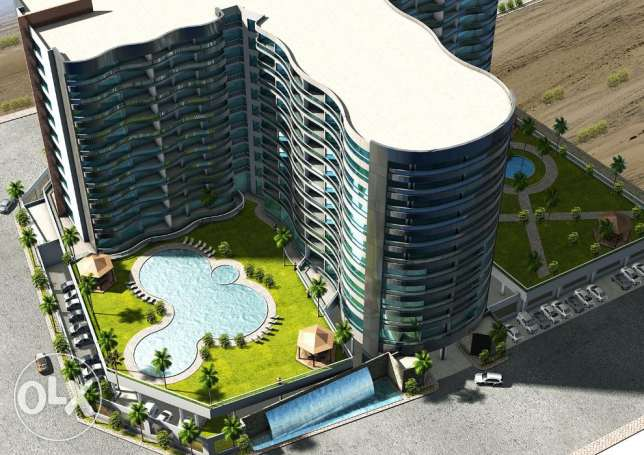 Dilmunia. 3 bedrooms( +) apartment for sale.