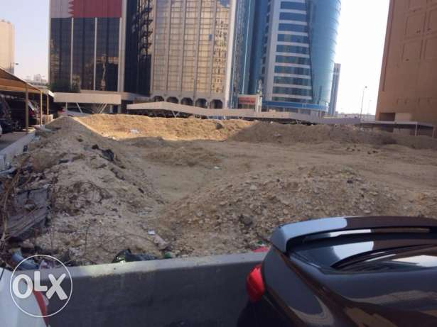 Commercial Land in the Diplomatic Area in the Capital Manama