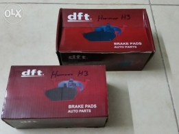 Hummer H3 2007, Brake Pad Set For Sale (Front and Rear)