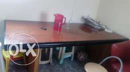 Table & Box type Bed for sale