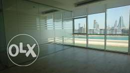 Office 125 sqm, 1371 sqf for rent in business Bay tower