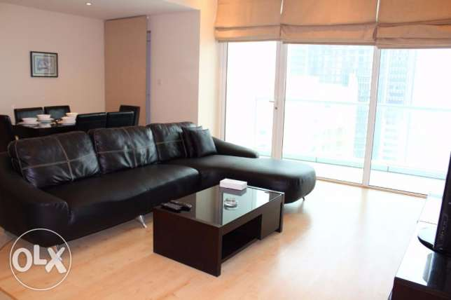 flat 4 rent 2 bedroom fully furnished in Juffair