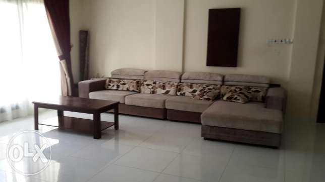 Fully furnished 2 bedrooms apartment in Burhama