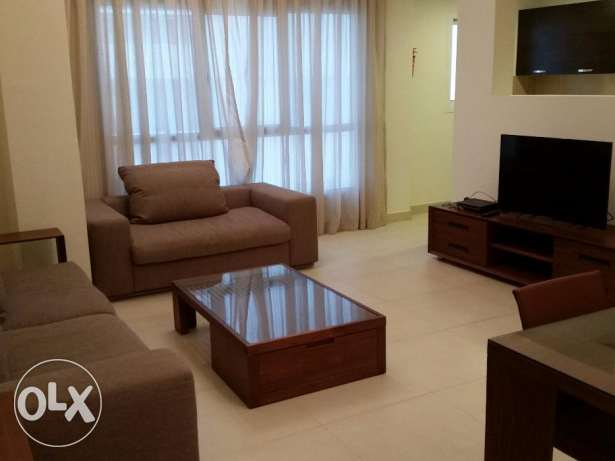 Lovely and spacious two bedroom fully furnished apartment ready to occ